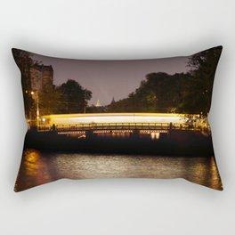 Night Travel Rectangular Pillow