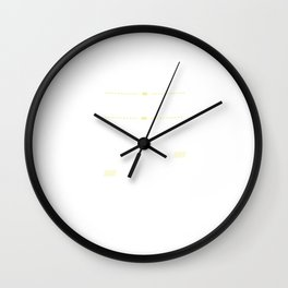 I would lose weight, but then I would be smart, funny, charming, pretty AND Slim ... and that would Wall Clock