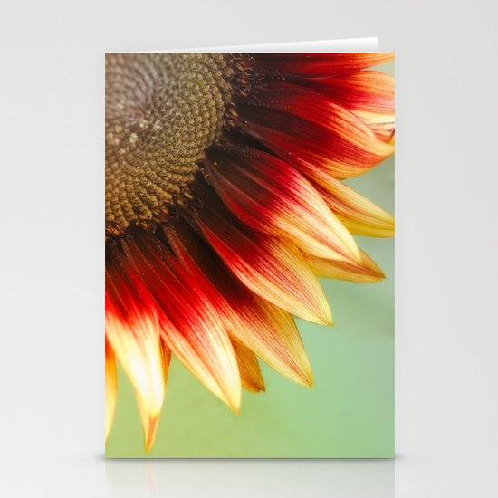 Sunflower Stationery Cards