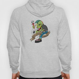 Too ghoul 4 school Hoody