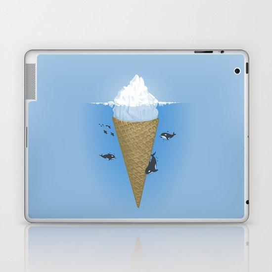 Hidden part of icebergs Laptop & iPad Skin