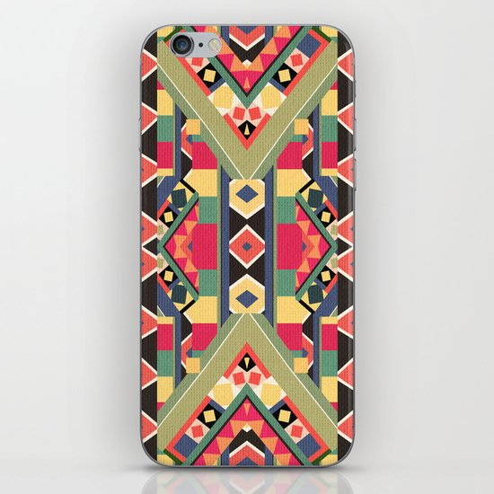 B / O / L / D iPhone & iPod Skin