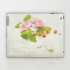 roses & berries N°3 Laptop & iPad Skin