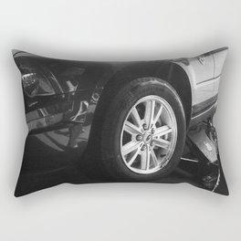 Day Laborer Rectangular Pillow