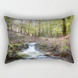 Enchanted Stream Rectangular Pillow