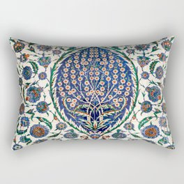 The Turbes of Hagia Sophia, Istanbul, Turkey Rectangular Pillow