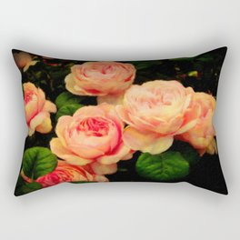 Old Country Roses Rectangular Pillow
