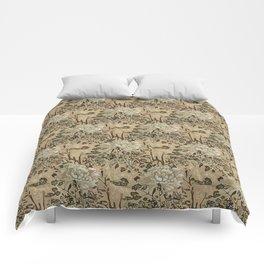 Chinese Peony pattern Comforters