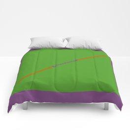 Cowabunga (Donatello Version) Comforters