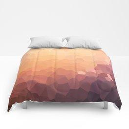 Fire Moon Love Comforters