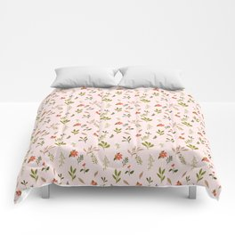Grandmas Garden Comforters