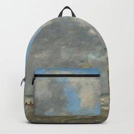 Eugène Boudin - Le Havre Backpack