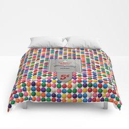 The Gumball Machine Comforters