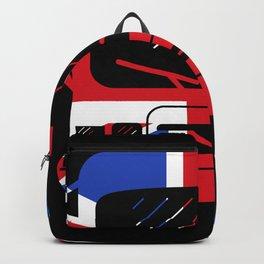British Flag Classic Motorhome | Gift Backpack