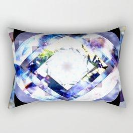 Conscious Mandala Rectangular Pillow