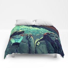 American Gothic Comforters