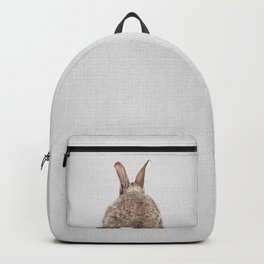 Rabbit Tail - Colorful Backpack