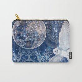 The Temple of the Full Moon Carry-All Pouch