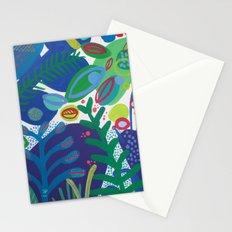 Secret garden III Stationery Cards