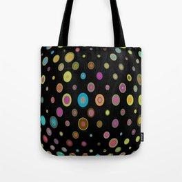 geometric universe Tote Bag