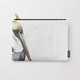 Pelican Portrait Carry-All Pouch