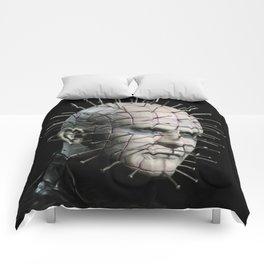 Pinhead Hellraiser - Natural Comforters
