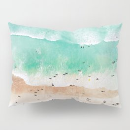 Beach Mood Pillow Sham