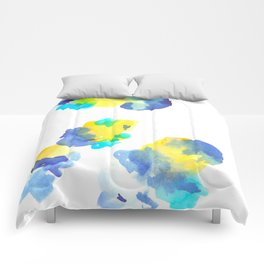 180802 Beautiful Rejection  6 | Colorful Abstract Comforters