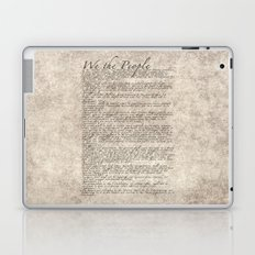 US Constitution - United States Bill of Rights Laptop & iPad Skin