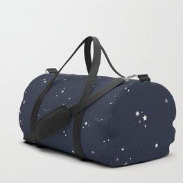 Starry Night Sky Duffle Bag