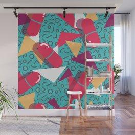 Pills Pattern 014 Wall Mural