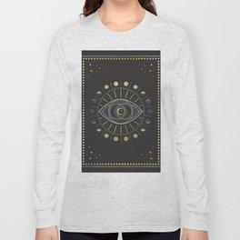 The Third Eye or The Sixth Chakra Long Sleeve T-shirt