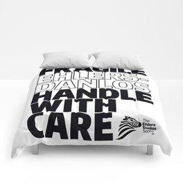 EDS Awareness - FRAGILE! Comforters