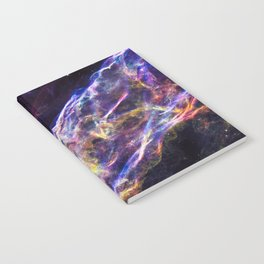 Witch's Broom Nebula Notebook