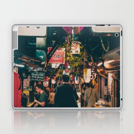 "PHOTOGRAPHY ""Typical Japan Street"" Laptop & iPad Skin"