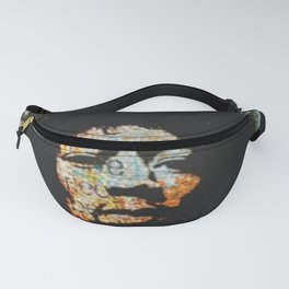 GUITAR GOD on dictionary page Fanny Pack