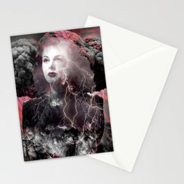 Fireworks Of The Mind Stationery Cards