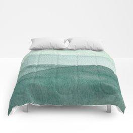 Green Mountain Range Comforters