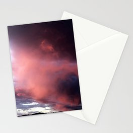 Ethereal Sunset Stationery Cards
