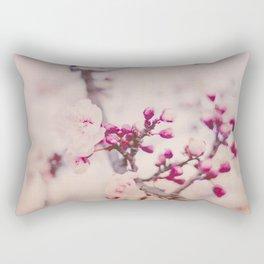 Spring Poetry Rectangular Pillow