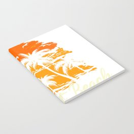 Newport Beach California Notebook