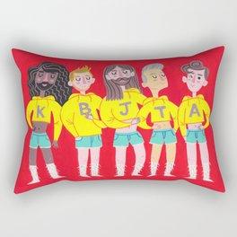 Queer Eye Rectangular Pillow