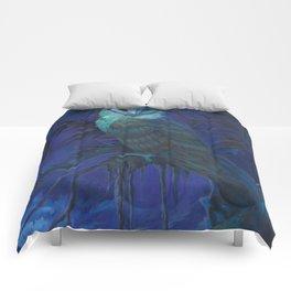Owl Spirit Comforters