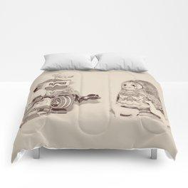 be mine - valentine Comforters