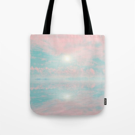 Out to Sea III Tote Bag