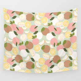 Super Cutie Pastel and Fruity! Wall Tapestry