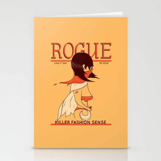 ROGUE Magazine - June 4th Era Stationery Cards