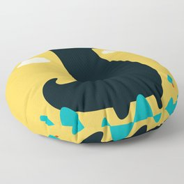 Safe from Harm Floor Pillow