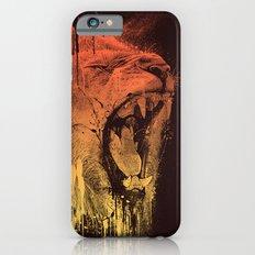 FIERCE LION Slim Case iPhone 6