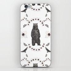 North America's Flora and Fauna iPhone & iPod Skin